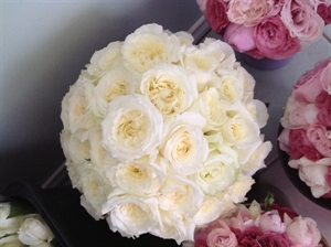 Bridal Bouquet #2 Peoni Roses