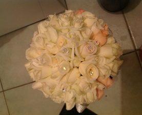 Bridal Bouquet #4 The Diamante