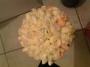 Bridal Bouquet #4 The Diamante