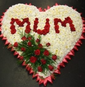 Heart For Mum