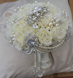 New to Floral Art. Our Bling Range