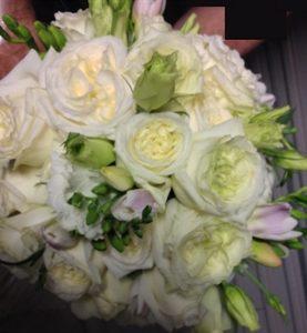 Pearl Floral Bouquet