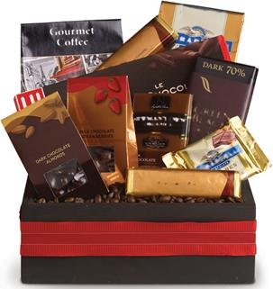The Death By Chocolate Hamper