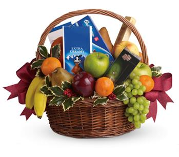Fruit and Chocolate Hamper