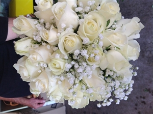 Wedding Bouquet #1 'The Pearl'