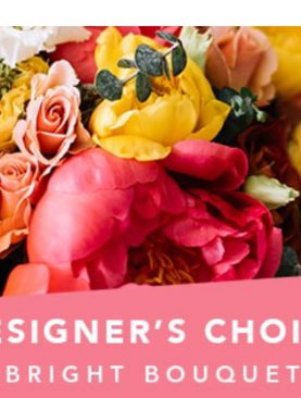 Designer Choice Bright Bouquet